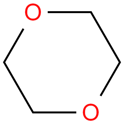 1,4-Dioxane CAS 123-91-1